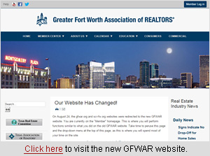 Click here to visit the new GFWAR website.