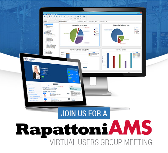 Join Us For A Rapattoni AMS Virtual Users Group Meeting